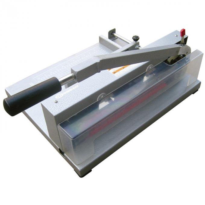 Manual Paper Cutting Machine , Electric Paper Cutters Heavy Duty XD-320