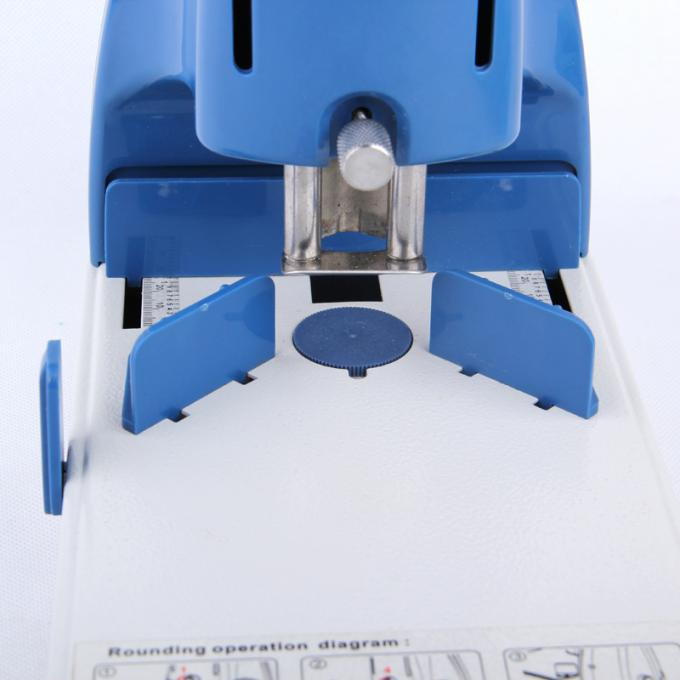 30MM Manual Paper Cutting Corner Rounding Machine 300 Sheets 70Gsm