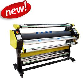 China Roll - To - Roll And Piece -To - Piece Roll Laminator Machine Fully Adjustable supplier