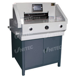 China 520mm Electric Microcomputer - Control Paper Cutter Machine E520T supplier