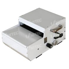 China White Wire Closer Electric Hole Punch Machine 555X250X275 mm WB-300 supplier