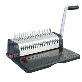 Heavy Duty Plastic Comb Binding Machine 18Sheets Punching Capacity HP-5018