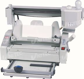 China Notebook Manual Binding Machine , A4 Paper Binding Machine 28.5Kgs JB-4 supplier