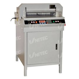 China Industrial Paper Cutting Machine 1000W With Automatic Paper Presser 450VS+ supplier