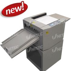 40 Sheets / Min Electric Paper Creasing Machine Crease-335 with CE Certificated