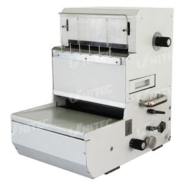 360mm Automatic Hole Punching Machine High Speed Press Wire Closer