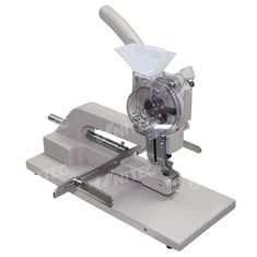 Single Head Eyelet Hole Puncher Power Punch Press 60Mm Working Length