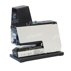 China Electric Saddle Stapler 210 Staples Capacity For 50 Sheets 80Gsm Paper supplier