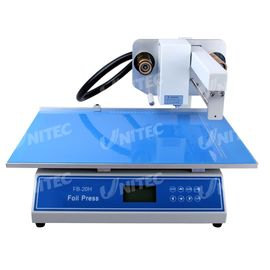 20mm - 50mm / Second Hot Foil Stamp Machine , Digital Heat Stamping Machine