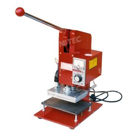 China 500W Manual Stamping Machine For Bend / Cylindrical Substance supplier