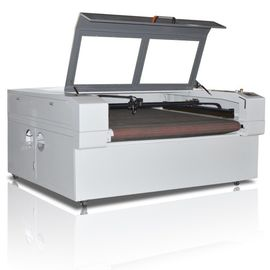 China Small Auto - Feeding CM1610 Desktop Laser Machine With 1600mm x 1000mm supplier