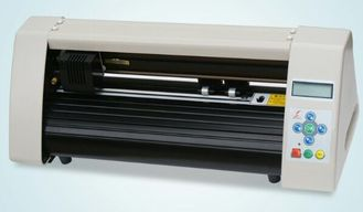 Desktop Vinyl Cutter Plotter , Small Size Vinyl Cutter And Plotter Long Life