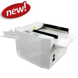 China LCD Panel Operated Durable Paper Creasing Machine Hand Feed Type Crease-330 distributor