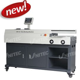 China Automatic Perfect Electric Binding Machine , Document Binding Equipment S60CA4 / A3 distributor