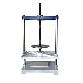 China HBP500 Manual Book Press Machine Stainless Steel with Strong And Precise factory