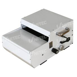China White Wire Closer Electric Hole Punch Machine 555X250X275 mm WB-300 distributor