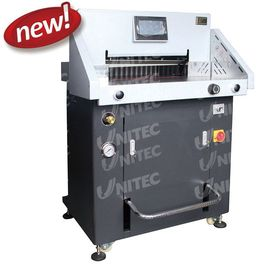 China 2800W Hydraulic Programmable Paper Cutter H720RT with CE Certificated distributor