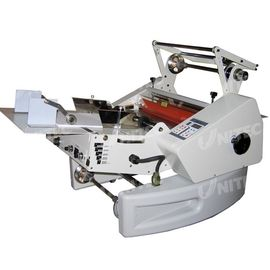 China Automatic Feeding Roll Laminator Machine 1.6M / Min Hot Roller Heating LW-360AF factory