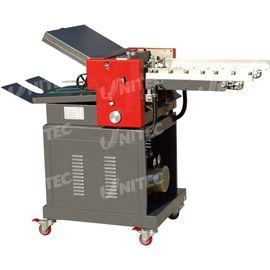China Adjustable Automatic Paper Folder Machine 30000 Sheets / Hour distributor