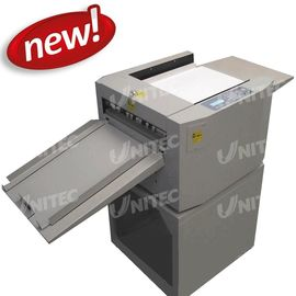 China 40 Sheets / Min Electric Paper Creasing Machine Crease-335 with CE Certificated distributor