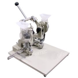 China Twin Head Manual Eyelet Press Machine JYS2 with CE Certificated factory